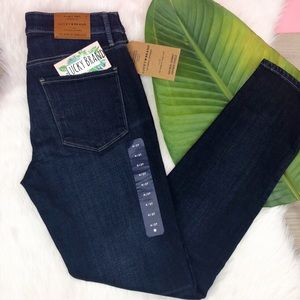 Lucky Brand | Hayden High Rise Skinny Denim Jeans